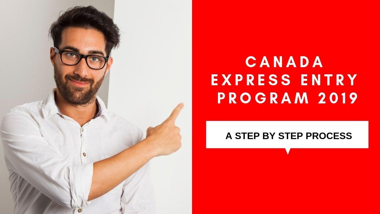 Canada Express Entry Program Step Process