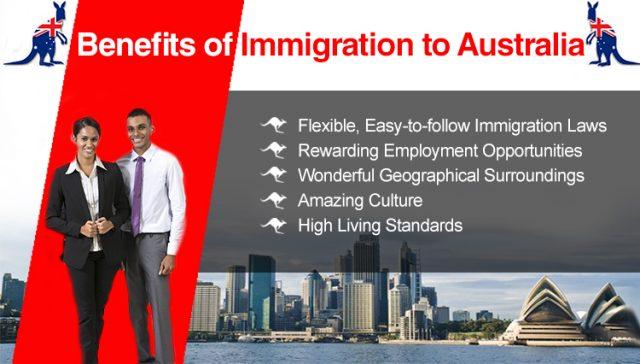 Benefits of Australia Skilled Visa