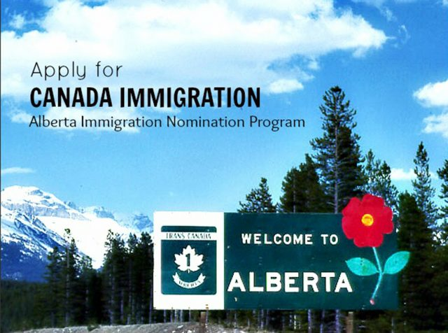 Alberta Immigration Nominee Program 2020