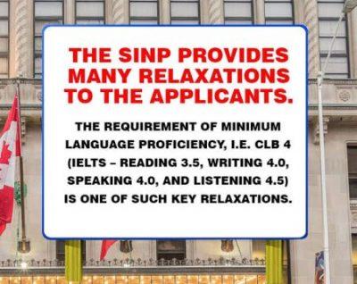 benefits of sinp program 2020
